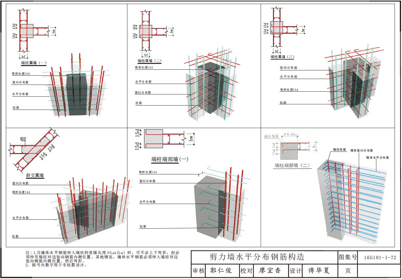 建筑钢筋图集_钢筋平法系列三维图集(16G101-1、16G101-2、16G101-3) _ 规范图集 | 卡兔 ...