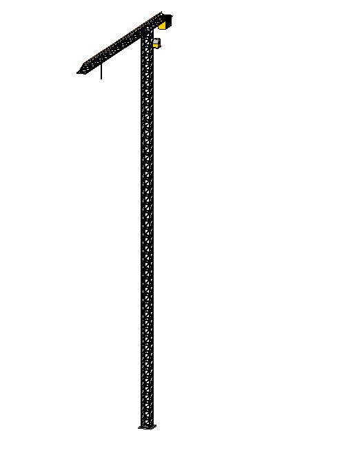 BIM族文件-塔吊-1