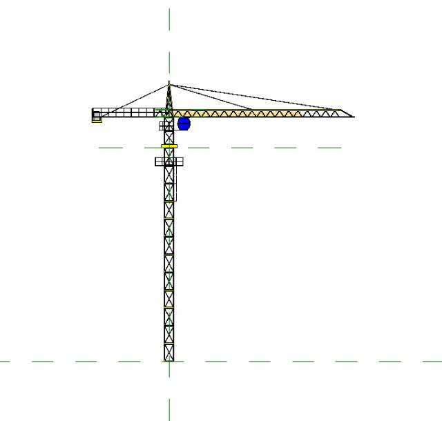 BIM族文件-塔吊-3